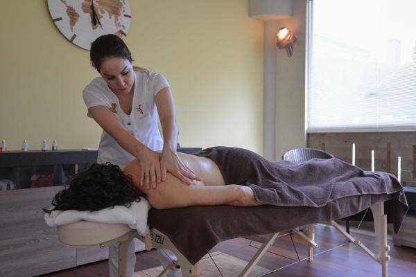 La scelta di una massaggiatrice